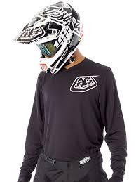 tld motocross helmets troy lee designs black 2018 gp mono mx jersey troy lee designs