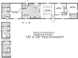 Clayton Mobile Home Floor Plans And Prices Clayton Yes Series Mobile Homes 1st Choice Home Centers