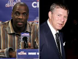 Doc Gooden Ex 1986 Mets - doc gooden ex 1986 mets teammate lenny dykstra tried to bust me out