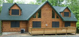 pine tree homes modular log homes