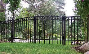 fence ornamental residential ameristar majestic