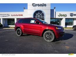 jeep red 2017 2017 velvet red pearl jeep grand cherokee laredo 117727393