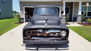 1955 ford f100 frame off restoration project how to disassemble
