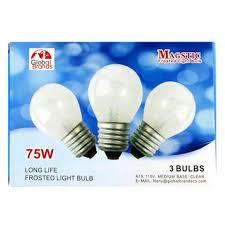 Frosted Light Bulbs Light Bulbs U2013 Global Brands Co