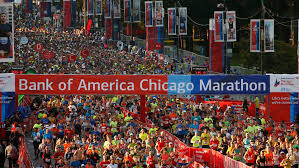 Brown Line Map Chicago by Chicago Marathon 2017 Map Road Closures And Spectator U0027s Guide