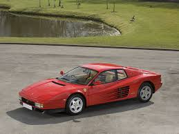 classic ferrari testarossa stock tom hartley jnr