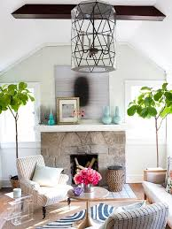 Decorating A Modern Home by 30 Fireplace Mantel Decoration Ideas