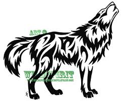 joyful howling wolf by wildspiritwolf on deviantart