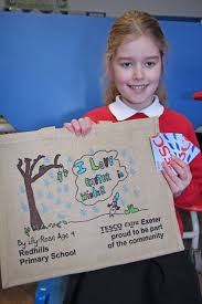 Young artist bags first prize in Tesco competition  The Exeter Daily