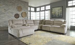 Ashley Furniture 3 Piece Sectional Toletta 6 Piece Sectional By Ashley Home Gallery Stores