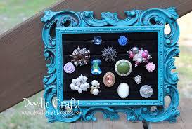 vintage cactus ring holder images Doodlecraft vintage frame ring holders jpg