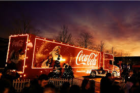 is the coca cola christmas truck coming to your town wow247
