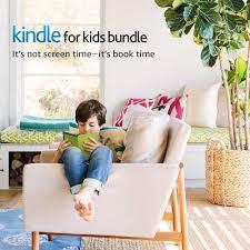 amazon com kindle for kids bundle with the latest kindle e reader