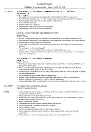 sle resume for accounts payable and receivable video poker accounts receivable representative resume sles velvet jobs