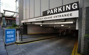parking garage lighting levels the renovated fountain square north garage has 600 spaces on four