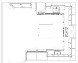 need help with kitchen layout asap