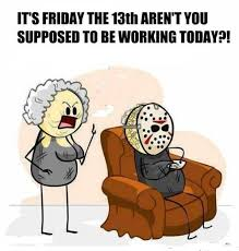 Friday The 13th Memes - humor clipart friday pencil and in color humor clipart friday