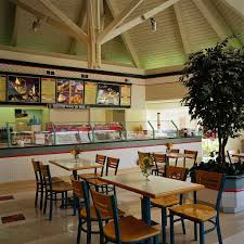 Restaurant Decor Ideas by Interior Attractive Delicious Menu Board In Fast Food Restaurant