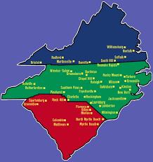 map of virginia and carolina map of virginia carolina virginia map