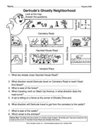 results for halloween worksheet 3 guest the mailbox