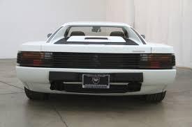 classic ferrari testarossa 1988 ferrari testarossa beverly hills car club
