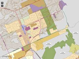New York City Zoning Map by Residential Zones What If Dunedin
