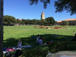 The Oval Stanford University My Impressions Jlv College Counseling