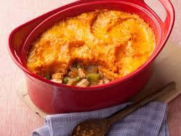 turkey sweet potato shepherd s pie and cran applesauce sundaes
