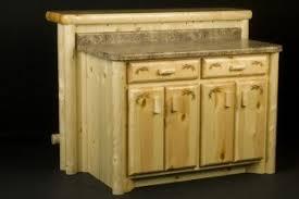 furniture kitchen cabinet log kitchen cabinets rustic décor kitchen cabinets