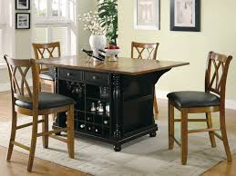 kitchen island set coaster furniture 102270 102272 large scale kitchen island set