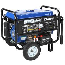 amazon com duromax xp4400e 4 400 watt 7 0 hp ohv 4 cycle gas