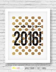 New Year S Eve Wall Decorations by Printable Planner Cover U0026 New Years Eve Print New Years Eve