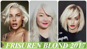 Frisuren Blond by Frisuren Blond 2017