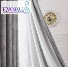 custom blackout curtains business for curtains decoration