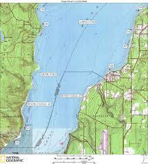 Green Bay Map Skok Fishing Maps U2013 Skokomish Indian Tribe