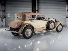 rolls royce vintage phantom rolls royce phantom i ascot tourer by brewster revivaler