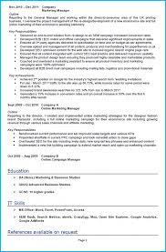 Social Media Resume Template 9 Marketing Resume Examples Monthly Bills Template Digital Sample