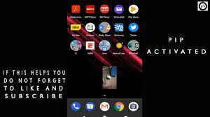 ub 04 manual picture in picture pip mode in android oreo for vlc player youtube