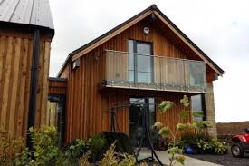 Home And Design Uk New Low Energy House And Barn Newton Architects Sustainable
