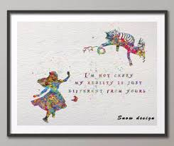 Alice And Wonderland Home Decor by Compare Prices On Alice Wonderland Paintings Online Shopping Buy
