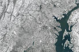 a snow blanket for the east coast image of the day