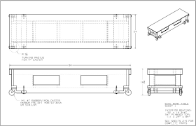 Woodworking Workbench Height by Motorcycle Work Table Plans I Got Started Today On My Motorcycle