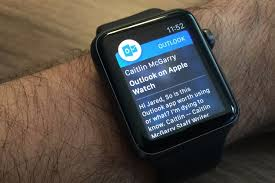 Microsoft Outlook For Business Email by Hands On With Outlook For Apple Watch Microsoft U0027s App Does
