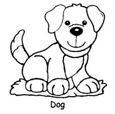 Cute Dogs Coloring Make A Photo Gallery Dog Coloring Pages At Dogs Color Pages