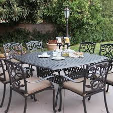 Antique Patio Chairs Furniture Aluminum Patio Furniture With Outdoor Cast Aluminum