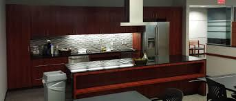 rrc medical real estate lounge kitchen desks and cabinets