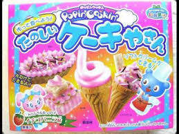 where to buy japanese candy kits sushi candy and cake candy kit in japan popin cookin