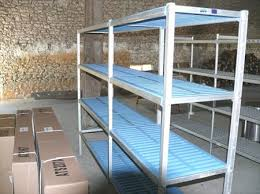 etagere pour chambre froide etagere de frigo ou de stockage ref 14019 tournus 33000