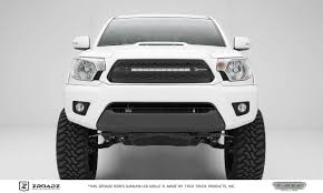 jeep light bar grill grille inserts pure tacoma accessories parts and accessories