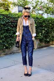 what to wear with jeans in the fall glamour